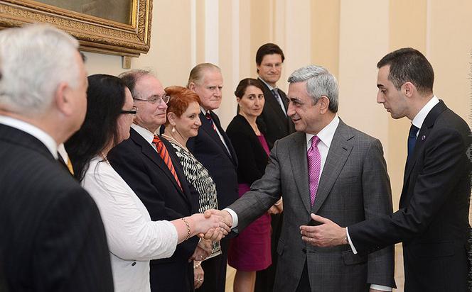 Delegation of New Sout...