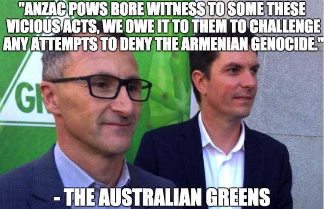 Federal Cross Bench Powers Call For Australian Recognition Of Armenian Genocide Australia Armenia Com Au Armenian Australian News