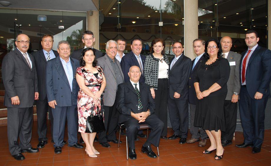 Republic Of Armenia Minister Of Diaspora Meets Sydney Armenian Business Leaders Australia Armenia Com Au Armenian Australian News